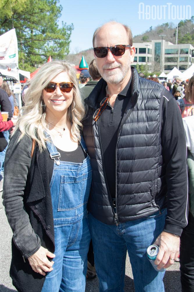 Christi and Scott Stoltzner