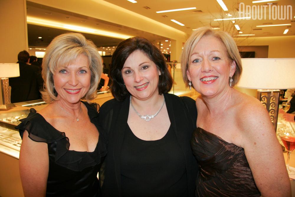 Kay Worley, Carla Roberson, Alice Cox