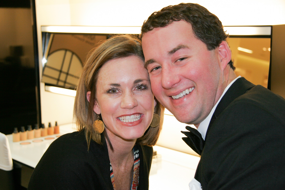 Kelley and Charlie Norwood