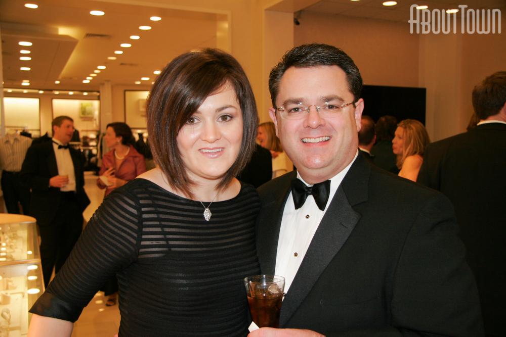 Jennifer and Collins Compere