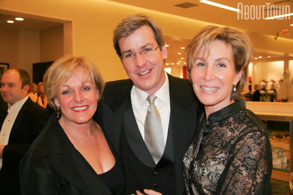 Karen Trammell, Michael and Debbie White