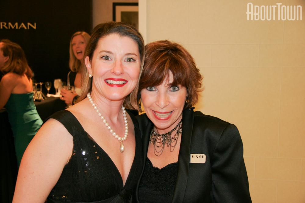"Teresa Shufflebarger, Kathy ""G"" Mezrano"