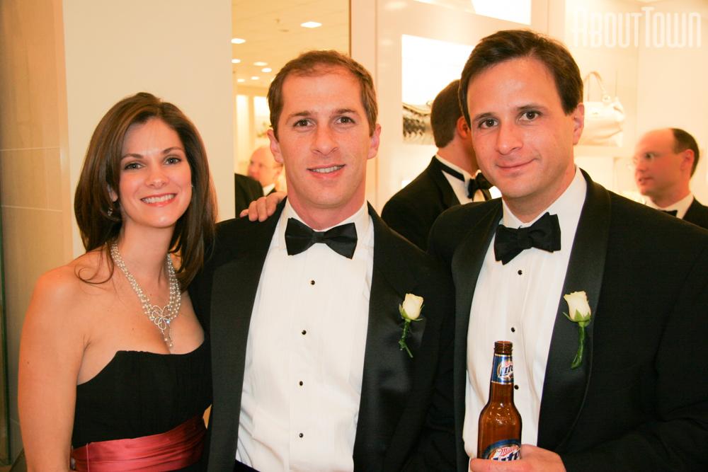 Hallie and Al Gibbs, Michael Schillaci