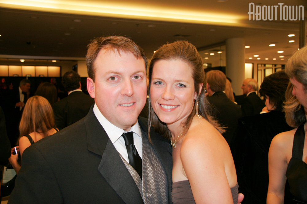 Jeff and Tracy Dugas