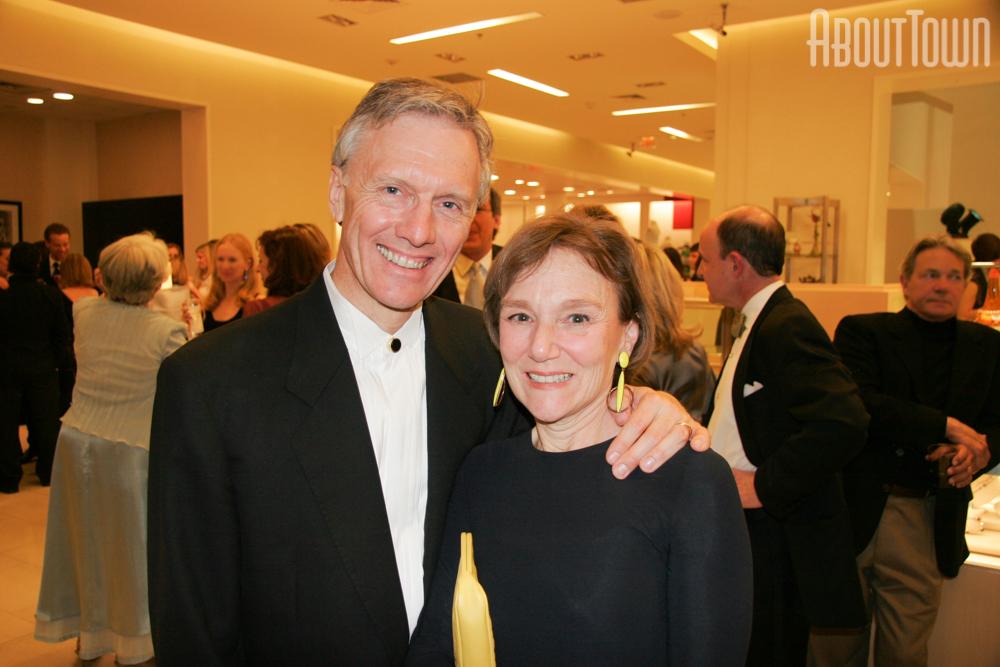 Alain and Karen Bouchard