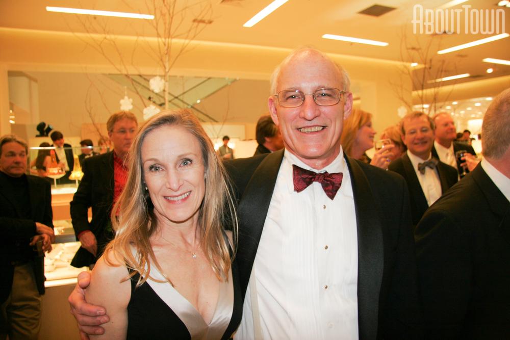 Susan and Morgan Eiland