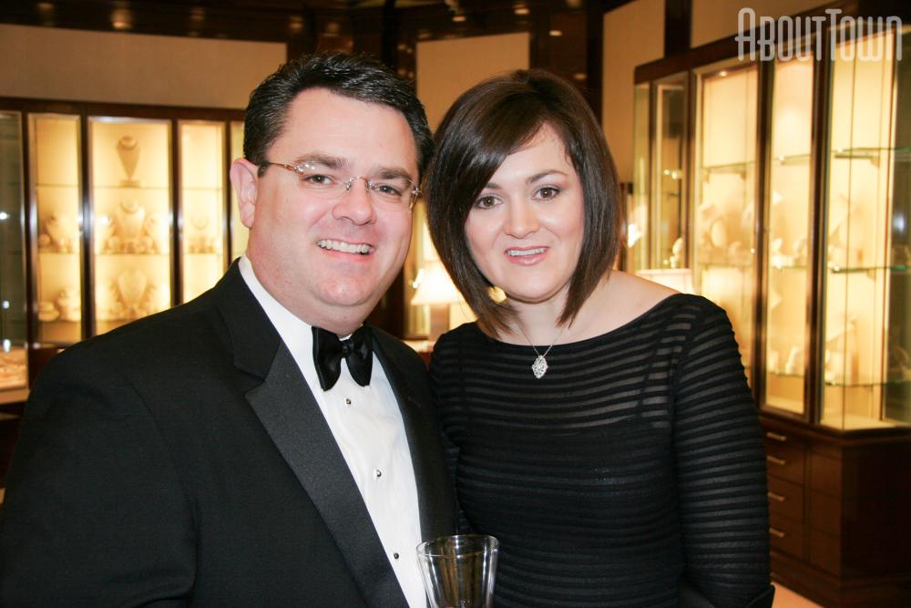 Collins and Jennifer Compere