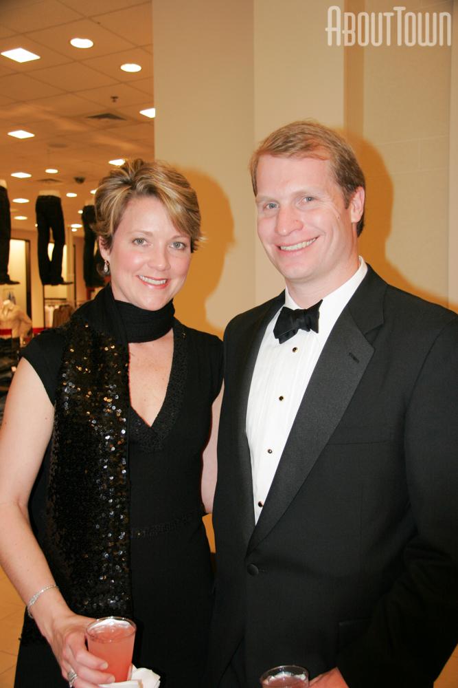 Rebecca and Alan Hawkins