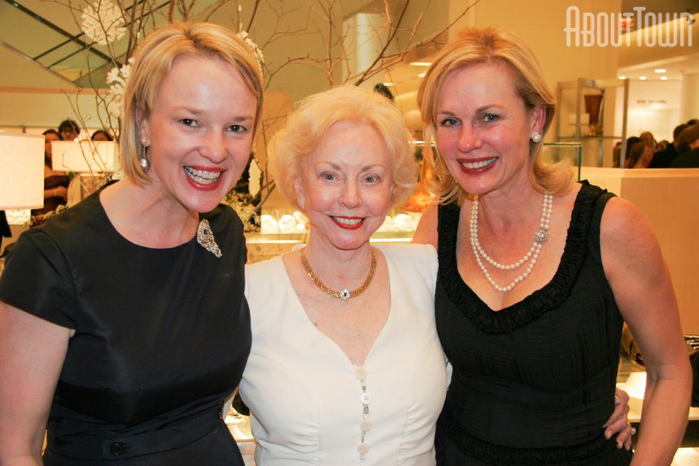Leslie Moody, Gloria Moody, Celia Partlow