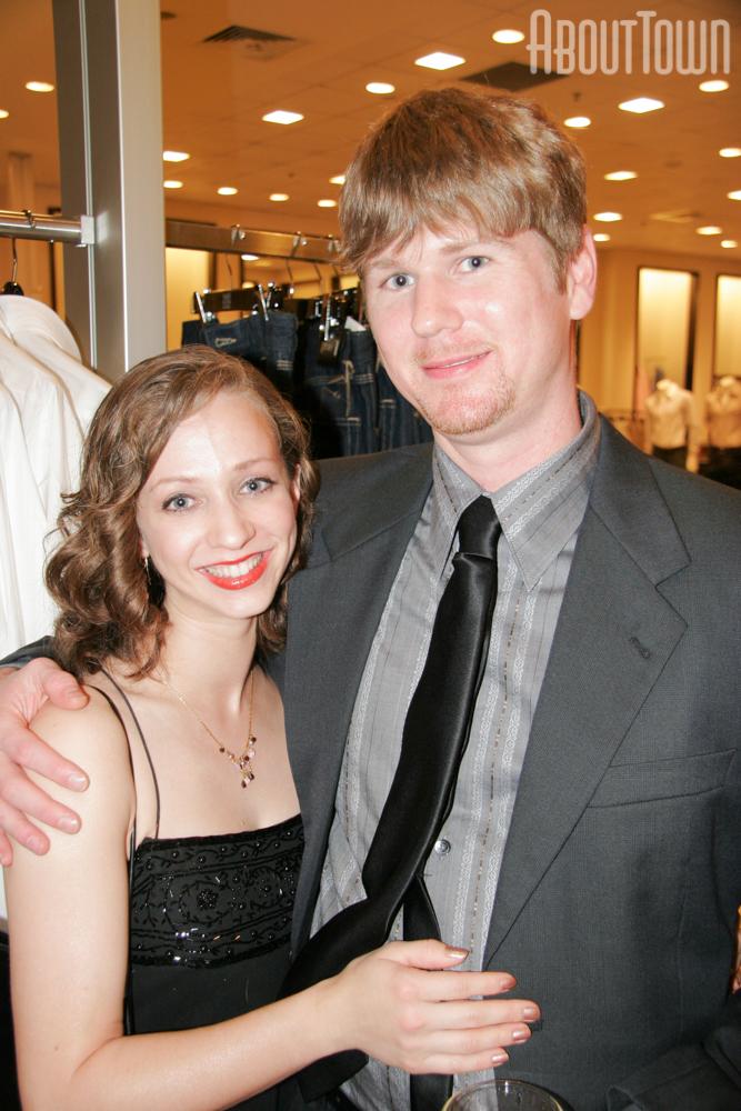 Jenna and Scott Wilson