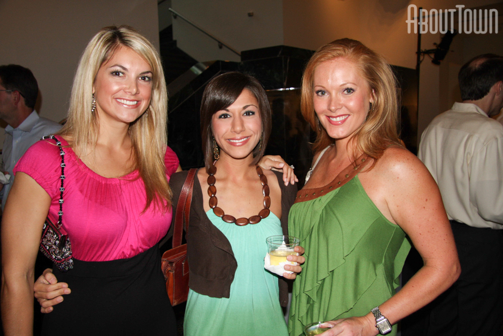 Ashley Caple, Christen Thacker, Stacey Spears