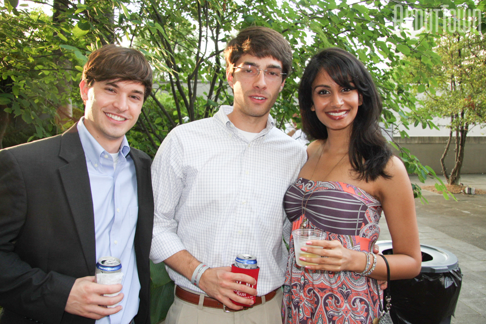Connor Boyd, James Lecroy,  Vaishali Bhakta