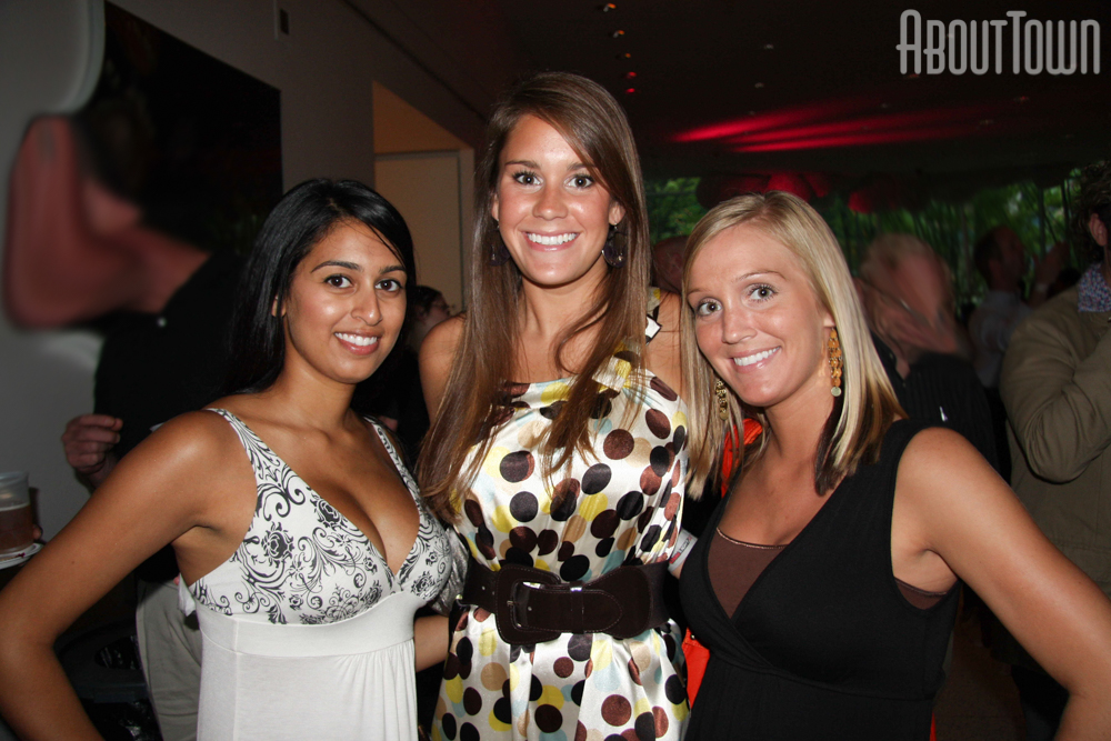 Nisha Patel, Amy Music, Kimberly Franklin