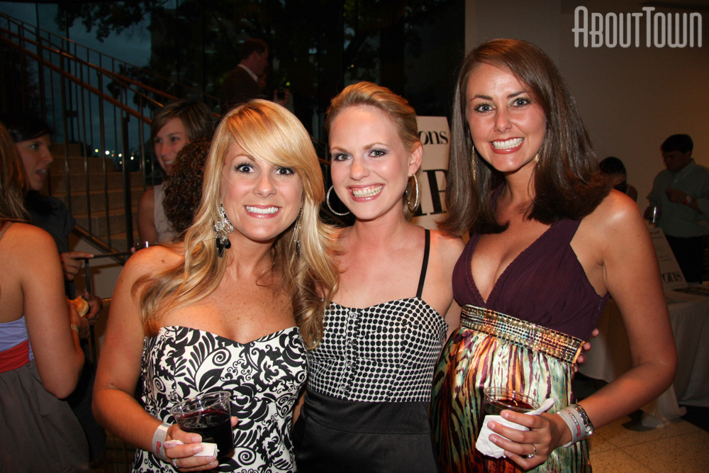 Ashley Ellis, Christy Click, Bethany Wooley