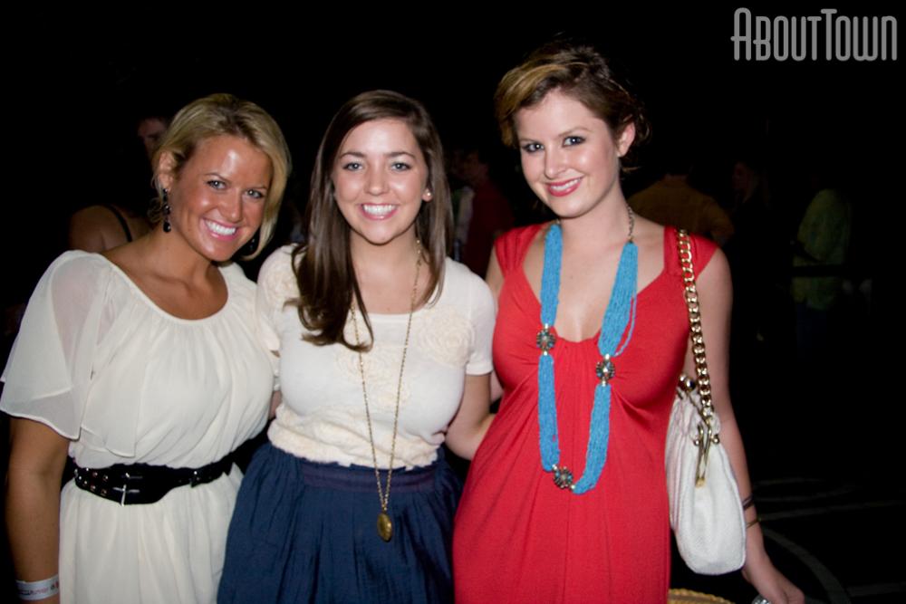 Rita Townsend, Anna Rush, Olivia Hart