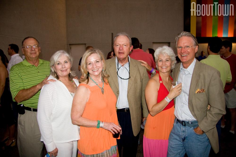 Bill Capps, Mary Ellen Capps, Linda Geiss, Dennis Haynes, Judy Lewis, Bill Lewis