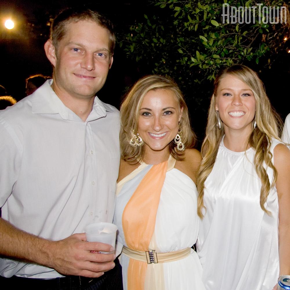 Neal King, Jennifer Stevens, Ashley Smith