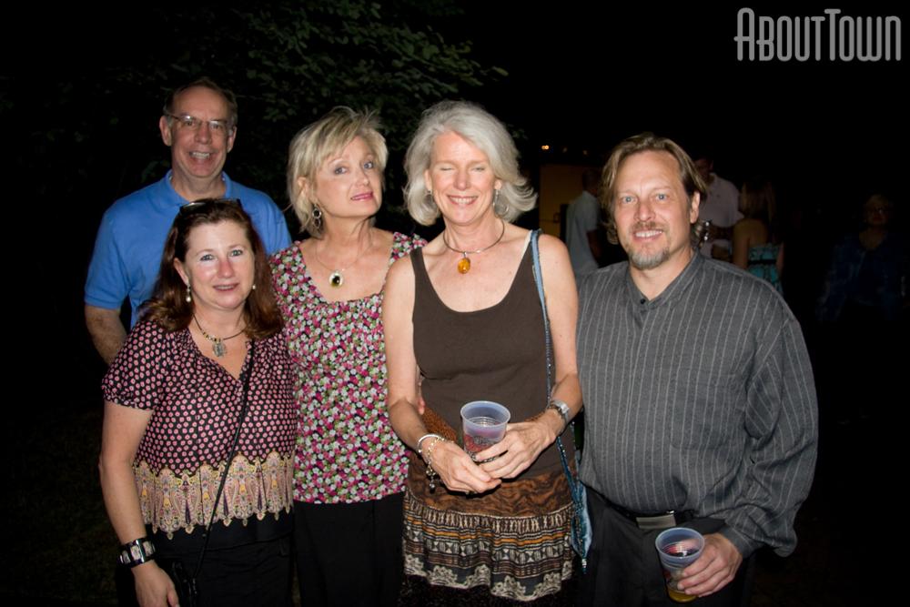 Dick Coffee, Angela Comfort, Sara Beth Blair, Cheryl Todd, Rodney Davidson