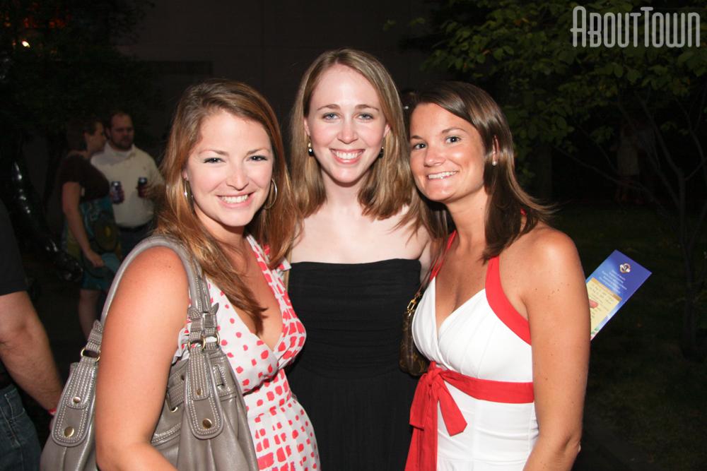 Augusta Beale, Katie Rutledge, Mary Leah Miller