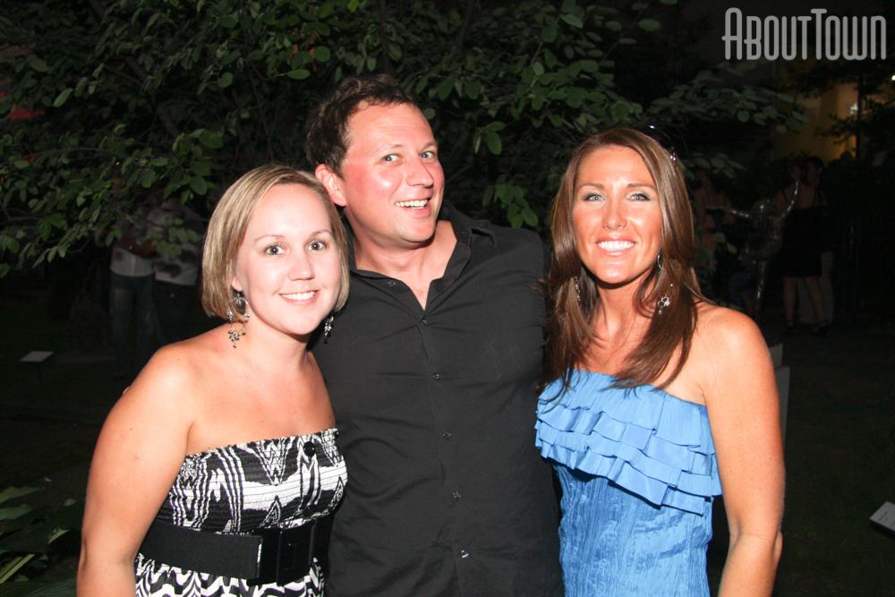 Amber Spencer, Rick Marino,  Brianna Lee