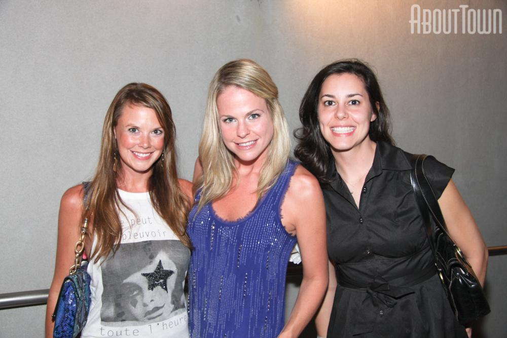 Amy Bailey, Padget Pizitz, Callie Mauldin