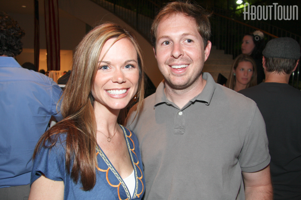 Kristi and Kyle Reed