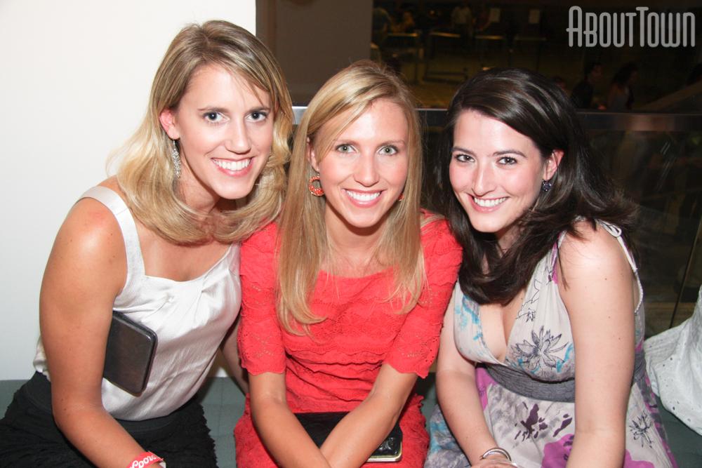 Abigail Garner, Jessica Johnson, Brittany Toole
