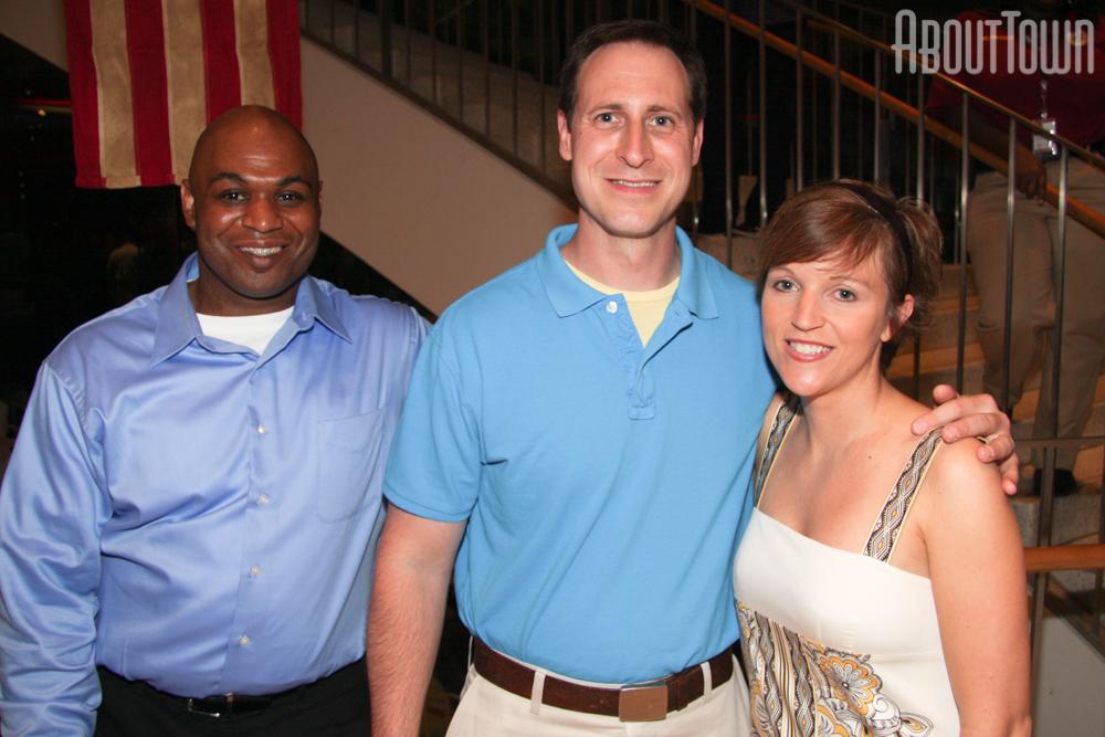 Jacques Nix, Jason and Amy Brooks