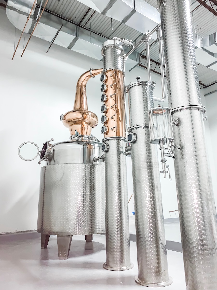 Birmingham Rises: Redmont Distilling