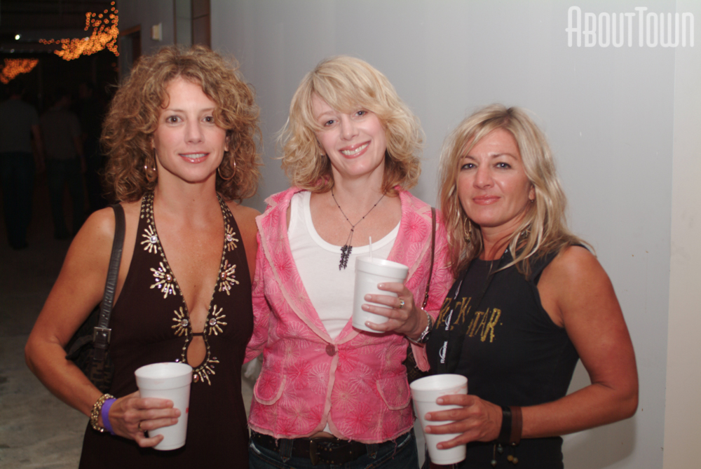 Shannon Caldwell, Stephani Cockrell, Kelly Kitchens