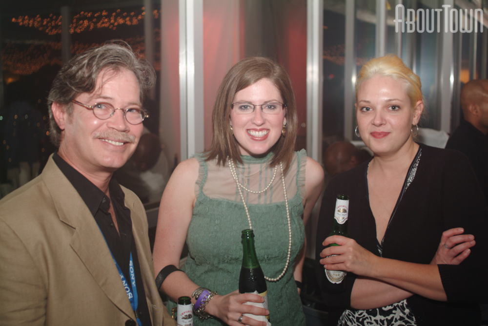 Rick Vandrea, Lauren Land, Beth Sinclair