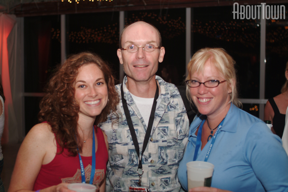 Alisa Blackwood, Randy Crow, Carrie Hill