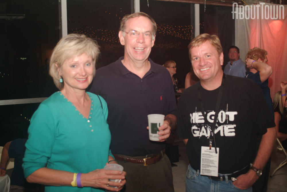 Sara Beth Blair, Dick Coffee, Bob Carlton