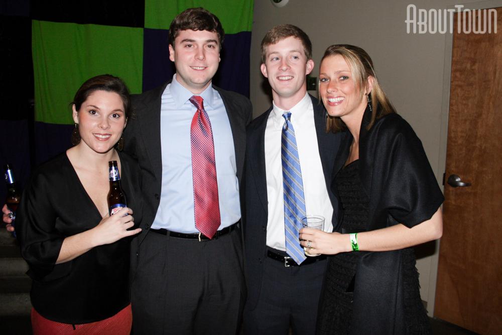 Meg Richards, Austin Crisson, Joseph and Amanda Weldon