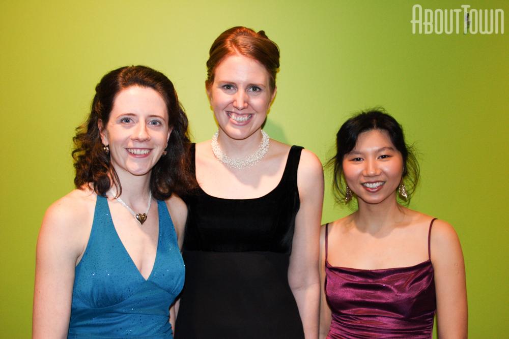 Karen Griner, Stacy Taylor, Yvonne Lo