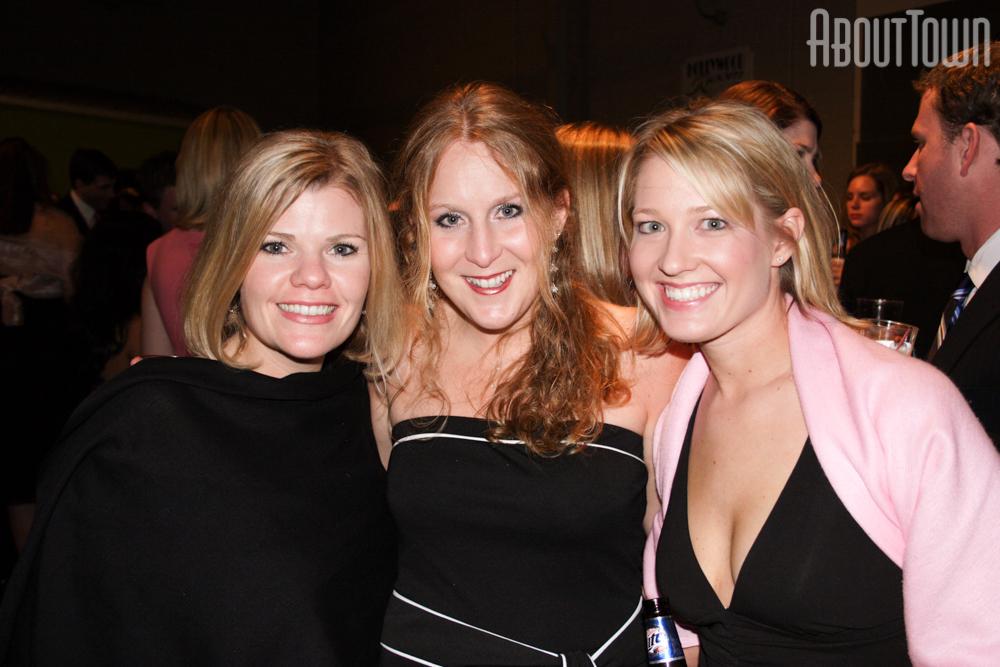 Jennifer Harris, Bethany Thompkins, Caroline Castle