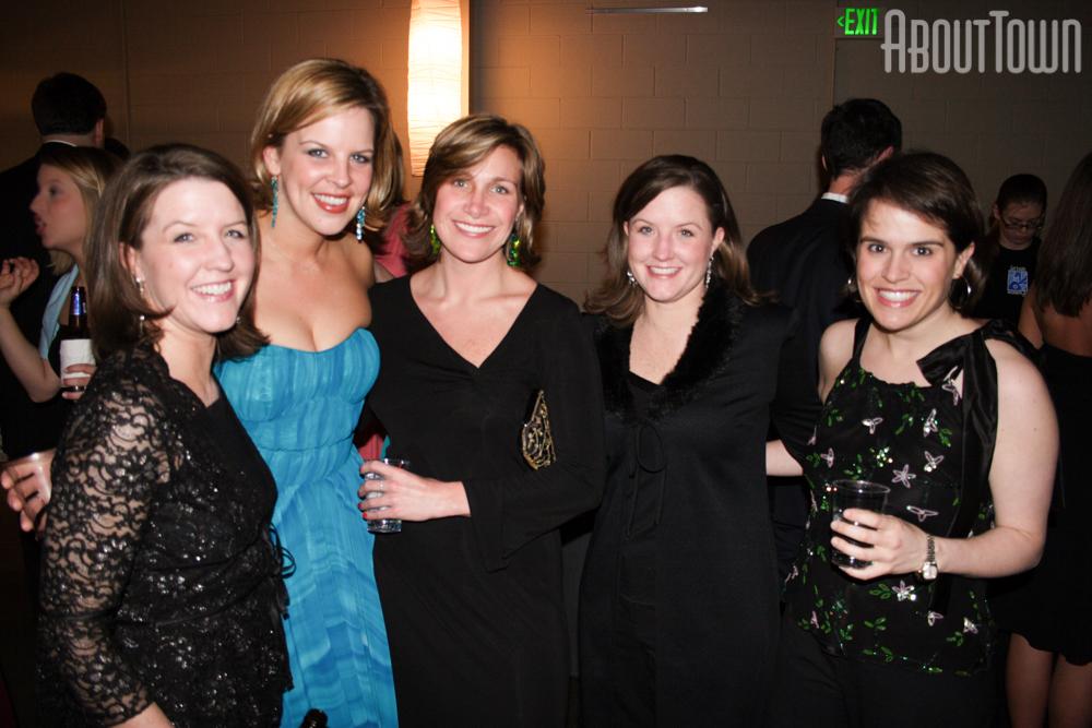 Mary Noble, Courtney Alsbrook, Kay Littleton, Margaret Noble, Jennifer  Wilson