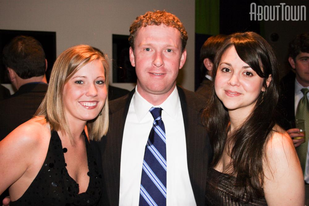 Mary Catherine Sandlin, Jeremy Sprinkle, Rebecca Buchanan