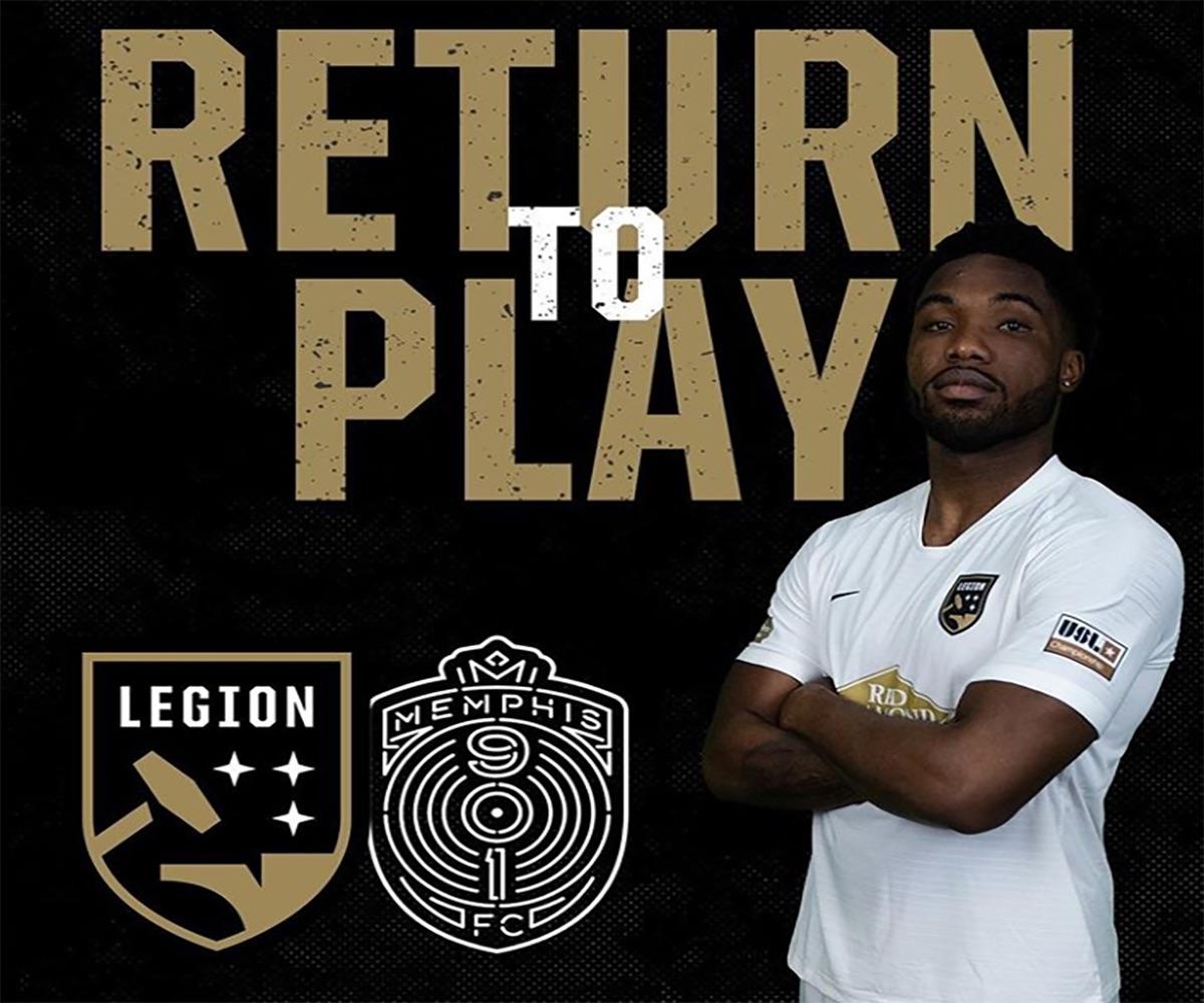 Birmingham Legion Resumes Play
