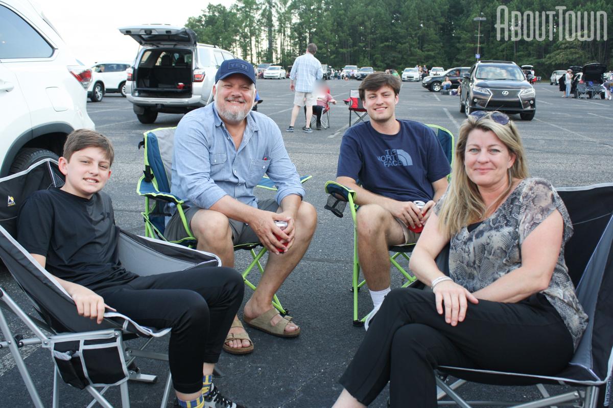 Gordie and Nicole Stewart, Gordon Stewart, Harrison Stewart
