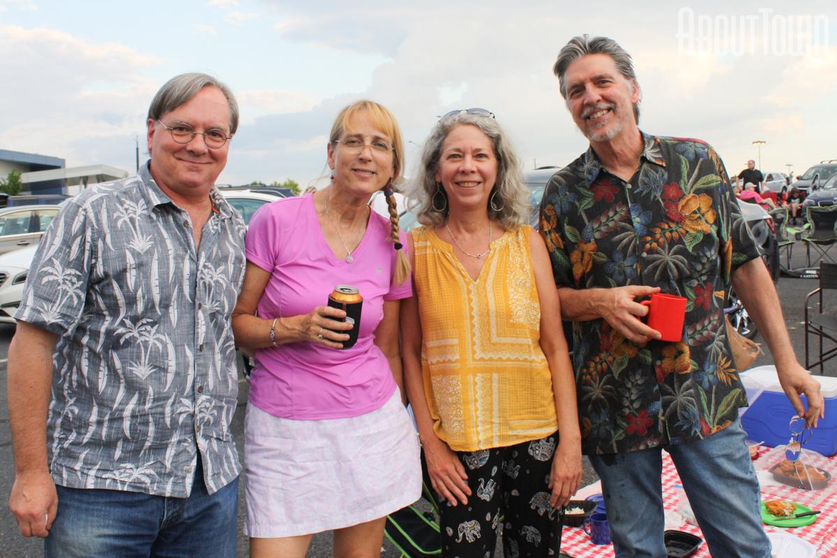 Jonathan and Rhonna Phillips, Keith Harrelson, Vickey Wheeler