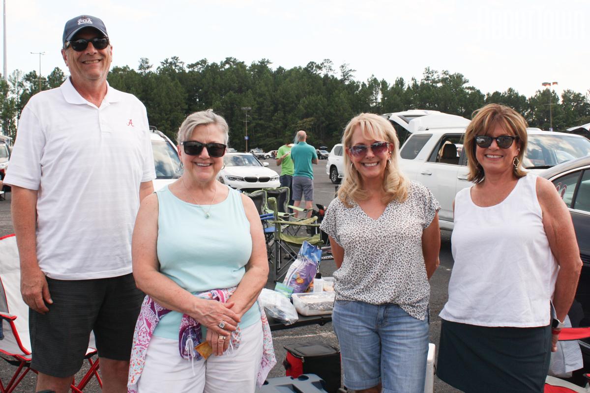 Donna O'Brien, Keith and Karen Fravert, Kinberly Ennis