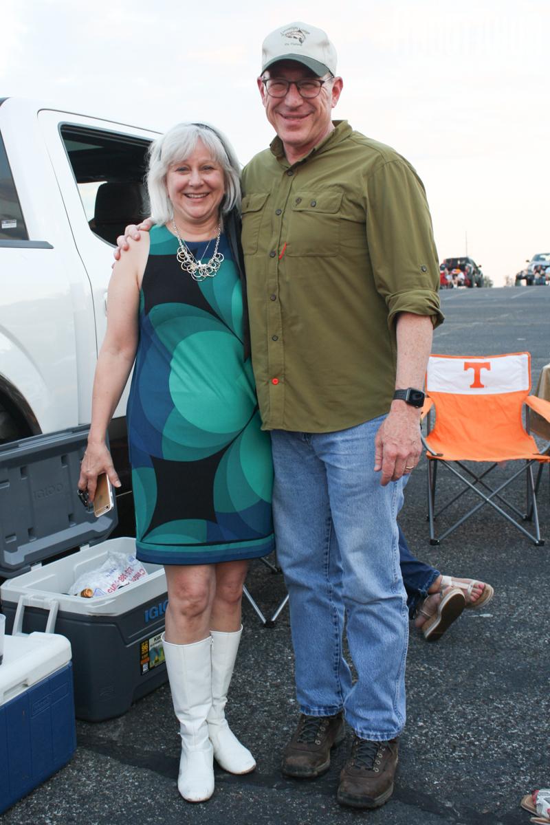 Anne and Tom Garrett