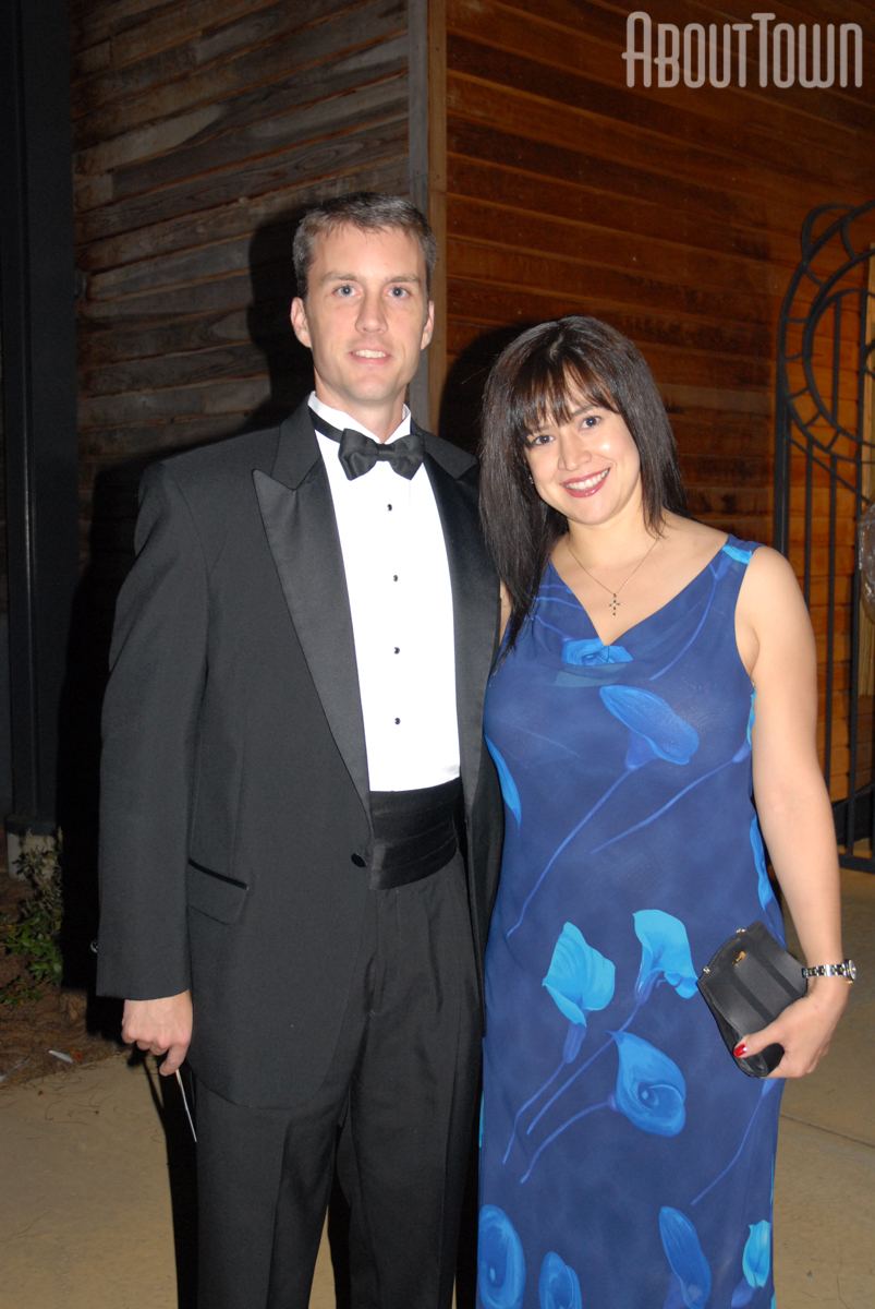 Richard and Laura Britt