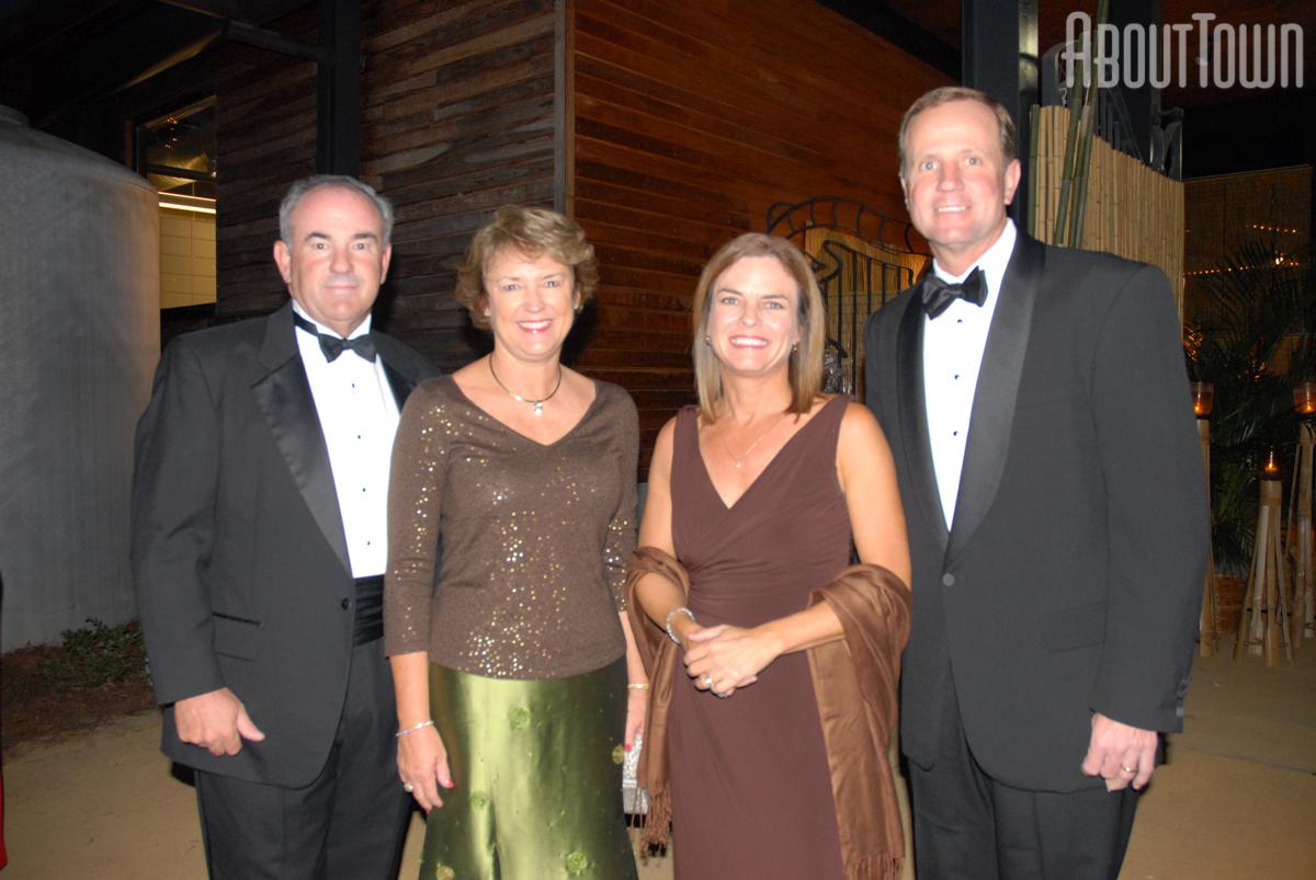 Lauri and Randy Jordan, Mike and Genie Thompson