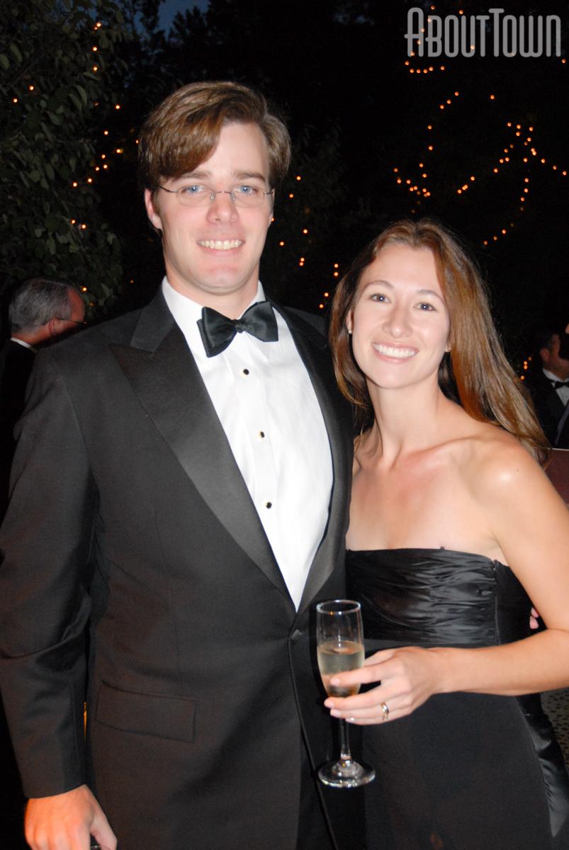 Michael and Tamera Sansbury