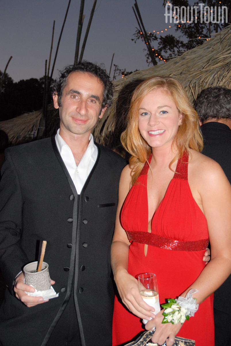 Laura Ellen Lewis, Karim Shamsi-basha