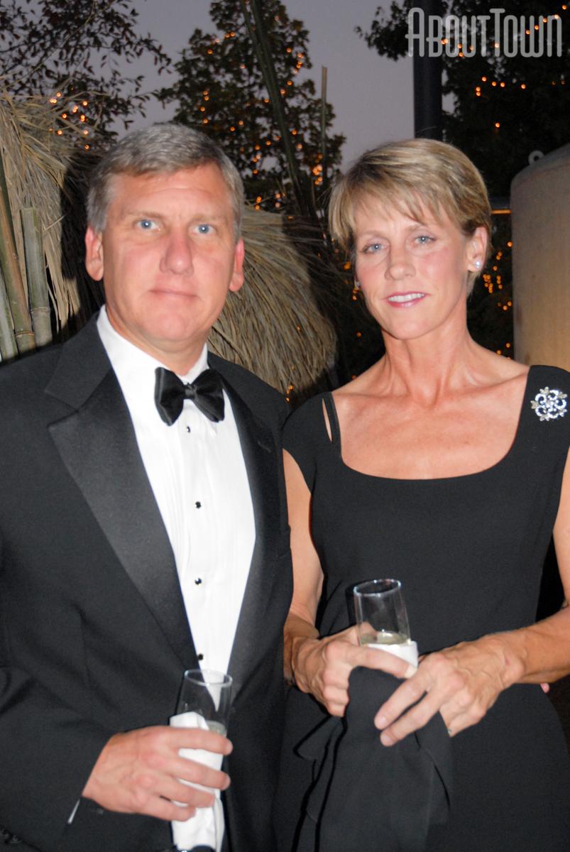 Dan and Carol Carmichael