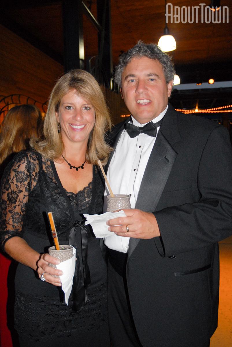 Lauren and Chuck Welden