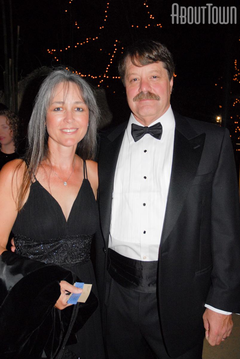 Richard and Maureen Cox